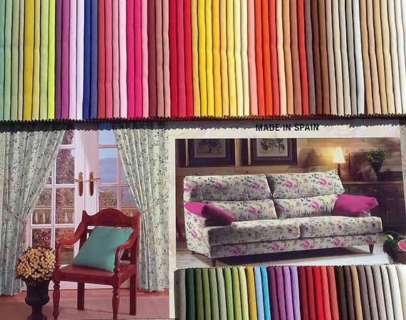 Muestrarios textiles
